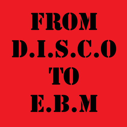 From Disco to EBM
