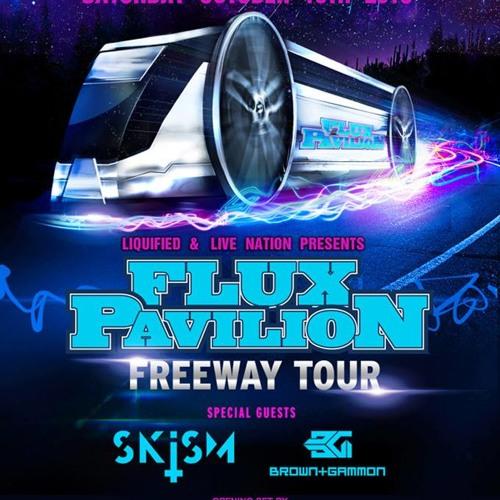DJ Sorted - Live from the Flux Pavilion Freeway Tour (Dubstep, Future)