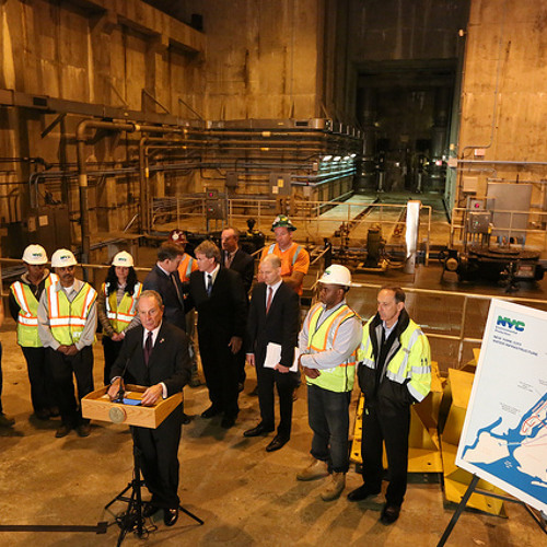 Mayor Bloomberg Discusses NYC's Commitment to Investing in Long-Term Infrastructure