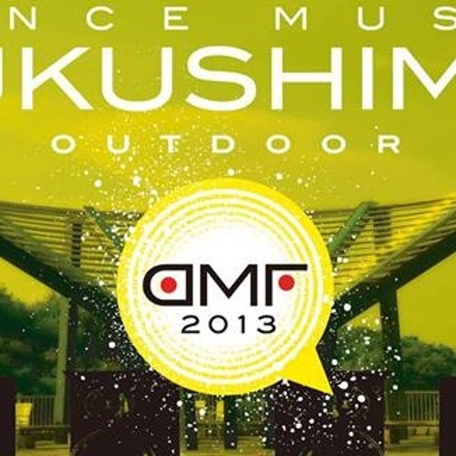 Masahiro Suzuki - Live Set@Dance Music Fukushima 2013 OUTDOOR