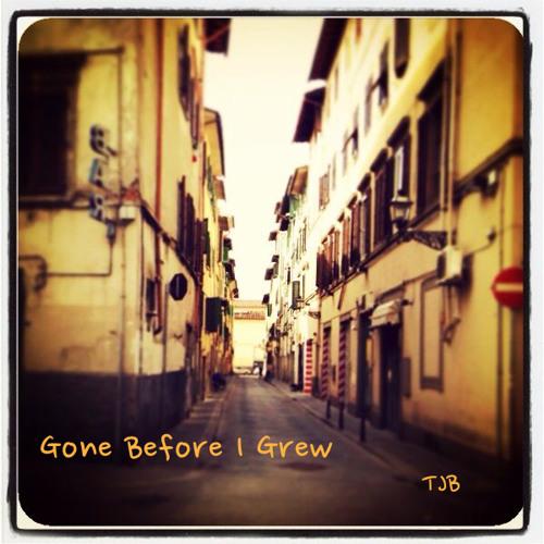 Gone Before I Grew