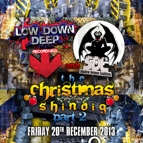 LOW DOWN DEEP SHINDIG CONTEST MIX ( CRITIKAL-T )