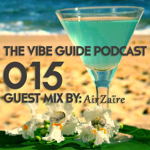 THE VIBE GUIDE Podcast 015 Guest Mix by Air Zaïre