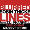Robin Thicke feat. Pharrell Williams - Blurred Lines (Pablo Mas Massive Remix)
