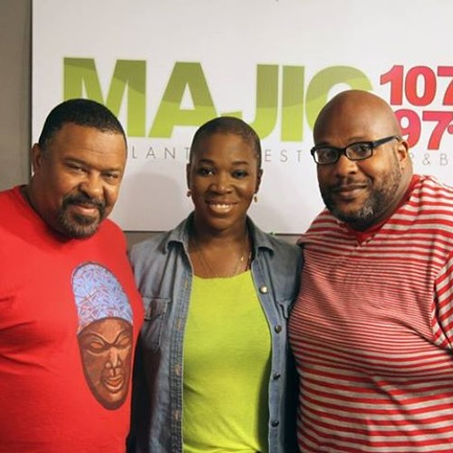 Majic ATL 107.5 interview 3 of 4
