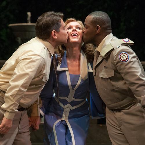 """Seattle Opera FILLE: """"Tous les trois réunis"""""""