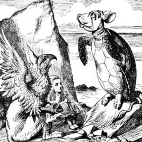 "Stephan Beneking : Zita In Wonderland, Book I, Chapter 9 : ""The Mock Turtle's Story""."