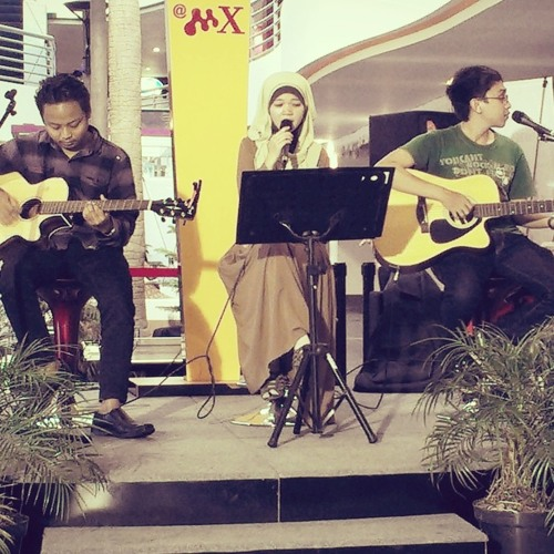Imagine - Dita Oktaria feat Hady Chikun (Cover)