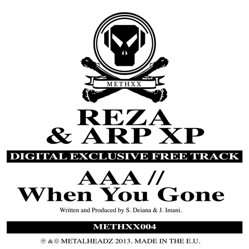 Reza & ARPxp - When You Gone