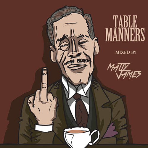 Matty James & Zac Waters | Table Manners #007