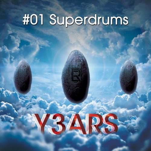 Y3ARS Podcast #01 - Superdrums