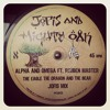 "Alpha & Omega - The Eagle the Dragon & the Bear - Jofis mix - 7"" vinyl"