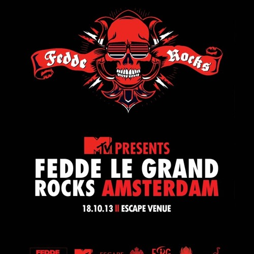 Roul and Doors - Live @ ADE Fedde Le Grand Rocks Amsterdam - Escape Venue 18-10-13