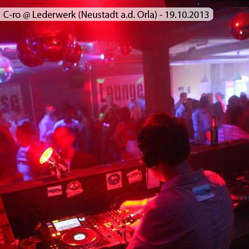 C-ro @ Lederwerk (Neustadt a.d. Orla) - 19.10.13