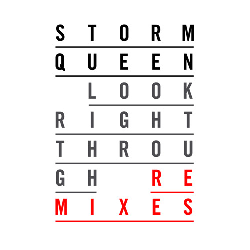 Storm Queen - Look Right Through - (Brookes Brothers Remix)
