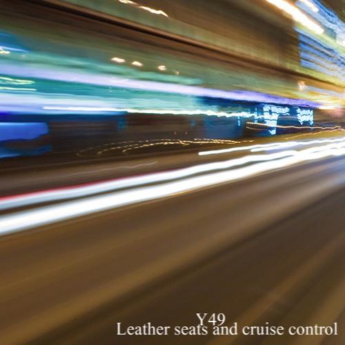 Leather Seats & Cruise Control