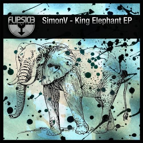 SimonV-Closer  out now On Beatport \\Flipside Recordings//