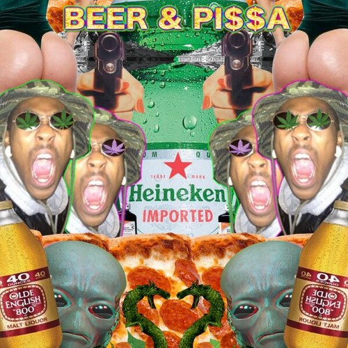 BEER & PI$$A (prod by. GRGY)