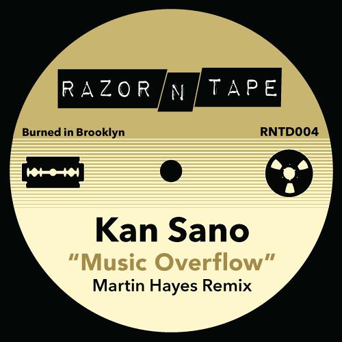 Kan Sano - Music Overflow (Martin Hayes Remix)