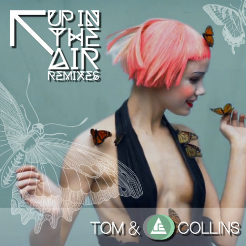 "Up In The Air (TOM & COLLINS Remix) - THIRTY SECONDS TO MARS ""OFFICIAL REMIX"""