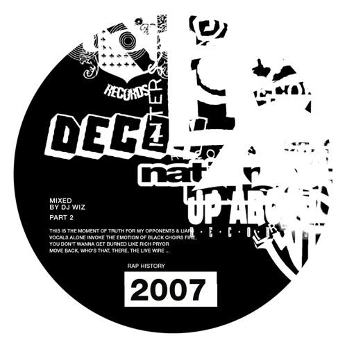 Rap History Mix 2007 Pt.2