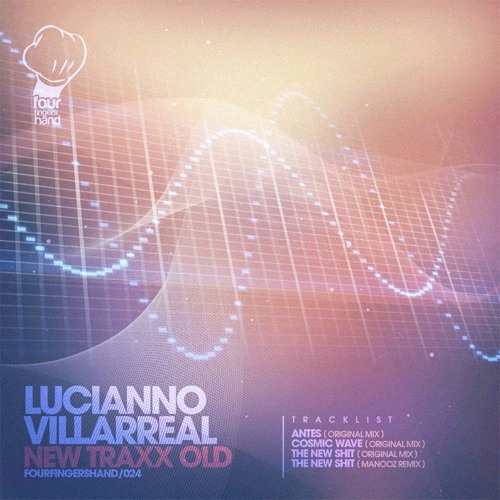 Lucianno Villarreal - The New Shit (ManooZ Remix) // OUT NOW on Four Fingers Hand