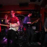 """Lonelyman / The Lou Reed Song"" (Live, Guided Missile@Buffalo Bar, 26/9/13)"