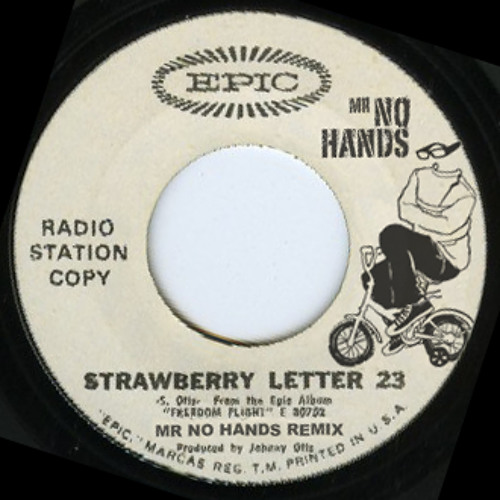 Strawberry Letter 23 (Mr No Hands Remix Feat. Marilyn Monroe) - FREE DOWNLOAD