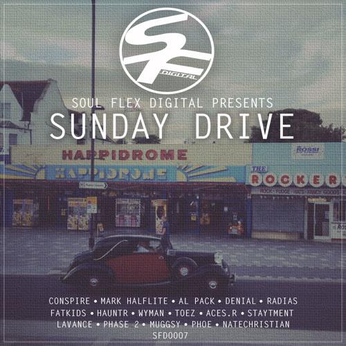SFD0008  Hauntr - Blue Shoes - Sunday Drive Album