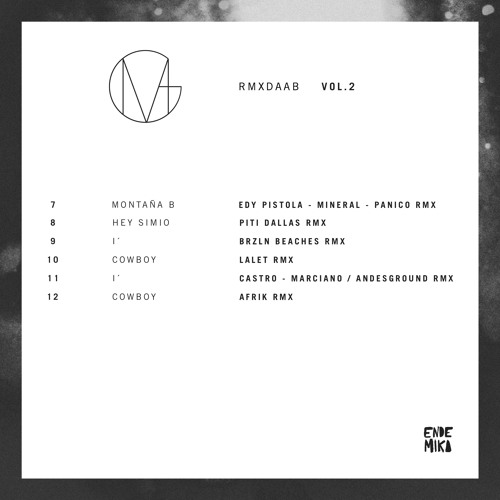 Miss Garrison - DAABRMX Vol 2 [ENDMK 020]