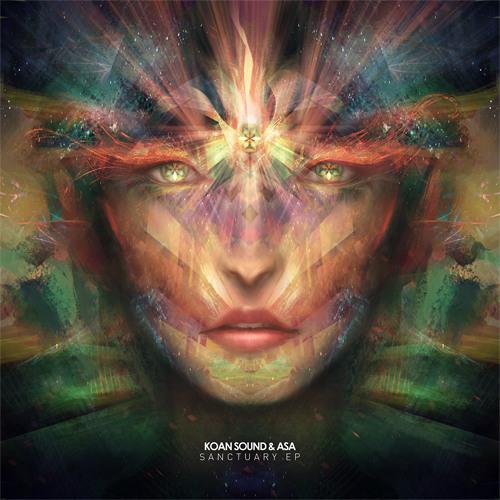 KOAN Sound & Asa - Sanctuary EP