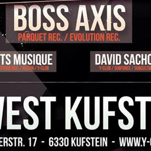 BOSS AXIS @ Q-West [Kufstein - 05.10.2013]