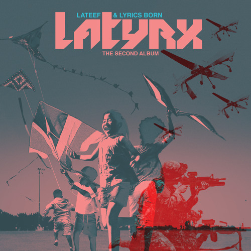 "LATYRX (Lyrics Born + Lateef) ""Watershed Moment"" feat The Gift of Gab (produced by tUnE-yArDs)"