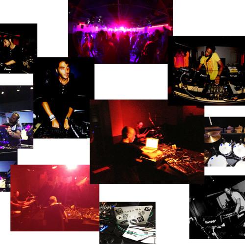 ARNO E. MATHIEU & TIJO AIMé - FUSION Live Dj Set @ Rex Club - July 25.2013