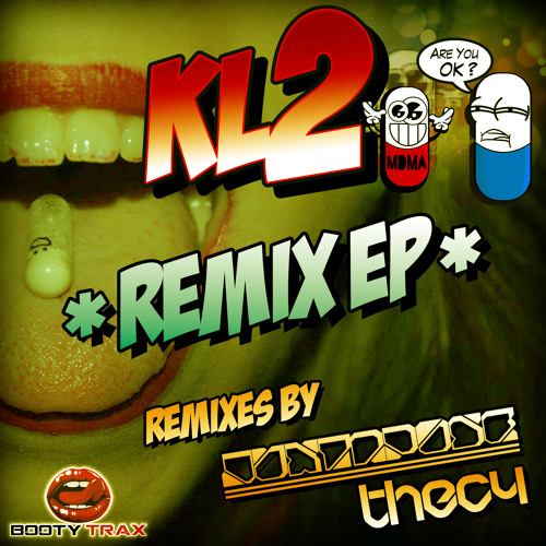 KL2 - MDMA Are You OK (Juxtapose Remix)***CLIP*** OUT NOW***