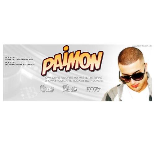 Paimon Live at Jokers Night Club Cedar Falls 10-18-13