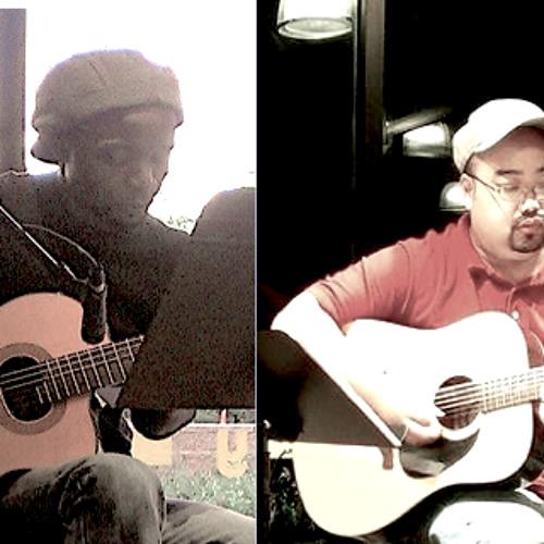 """""""James"""" -  Pat Metheny (Jamie Carter + Frank Enanoza cover. Live 10-12-13. )"""