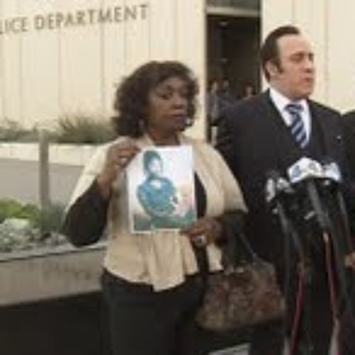 Mother of LAPD Police Brutality Victim Files Suit