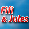 "Fifi & Jules ' - Ja'mie calls Fifi ""Fat... made up for it by being the FUNNY Girl"""