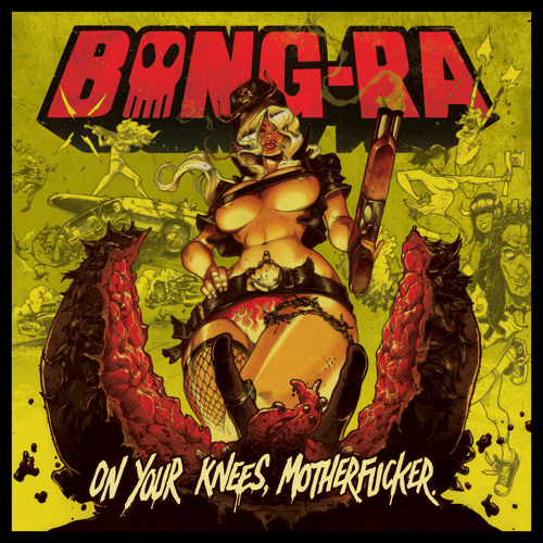 Bong Ra - On Your Knees Motherfucker EP(PRSPCT RVLT 006) Out Nov 2013!!