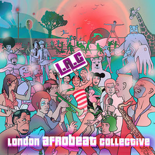Lagos Junction - London Afrobeat collective