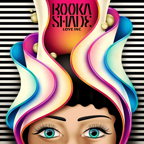 Booka Shade - Love Inc - Richie G Remix