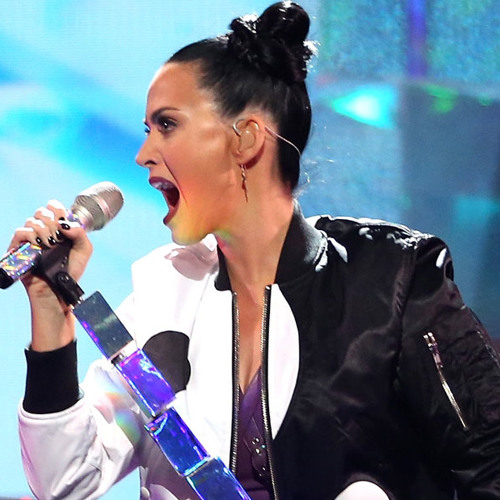 Katy Perry: Writing 'Prism' Poured Out 'Like Niagara Falls'