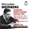 Weinberg: Complete Violin Sonatas, Vol. 2: Sonata No. 5 for Violin and Piano — III. Allegro moderato