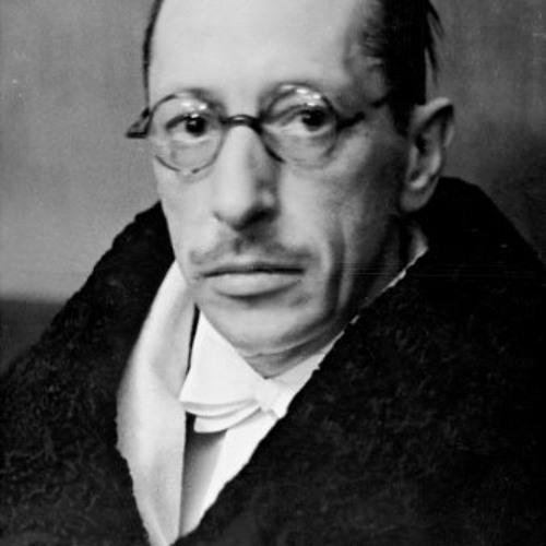 Stravinsky: Octet for Wind Instruments-Finale