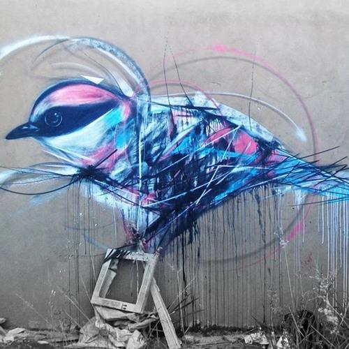 Meister Nadelöhr - Der Blaue Vogel und der Marmeladenwurm