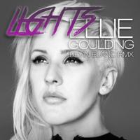 Ellie Goulding - Lights (Kevin Blanc remix)