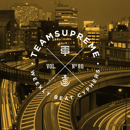 """Vol. 80 (""""It's Not Too Late"""" Cypher - Curated by Mansions on The Moon)"""