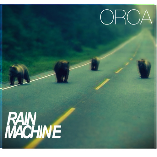 'RAINMACHINE' | 6 TRACK EP [FREE DOWNLOAD]