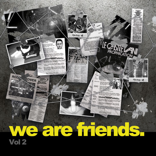 We Are Friends Volume 2 - Eekkoo MiniMix